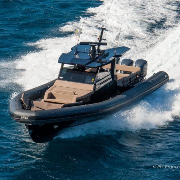 HISWA 2020 - Speedboten - nautic lounge