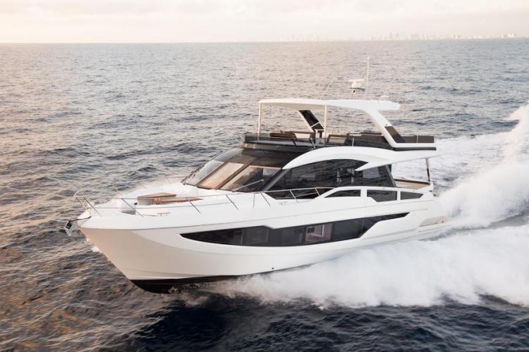 Galeon - Luxury yachts