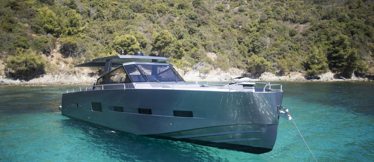 New boats, ranges & brands