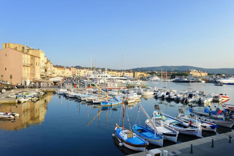 Places de port à vendre ou à louer dans le Golfe de Saint-Tropez