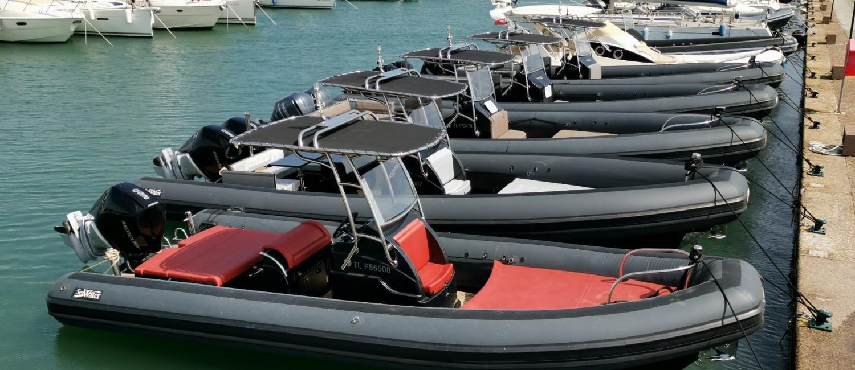Gestion locative de votre bateau par un professionnel à Saint-Tropez