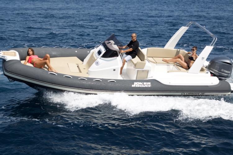 Joker Boat Clubman 28