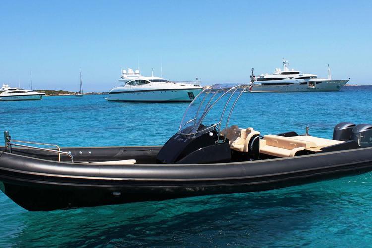 Sea Water - Luxury RIBs